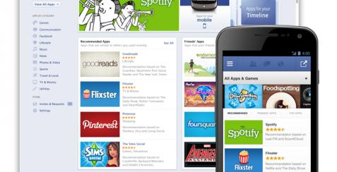 Facebook App Center – vad är nytt?