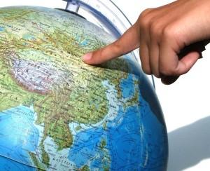 Geotaggning blir allt populärare i sociala medier