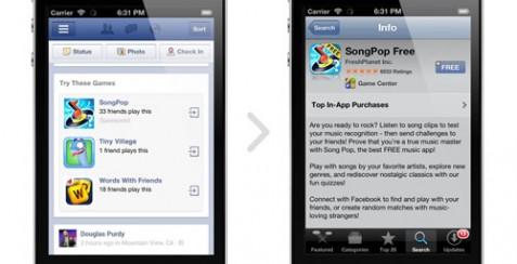 Facebook släpper mobila annonser för appar