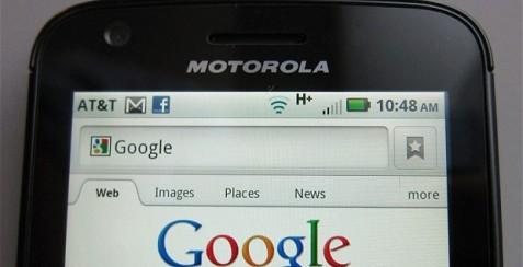 Google prövar inkludera mail i sökresultatet
