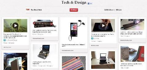 Använd Pinterest för öka att trafiken till din hemsida